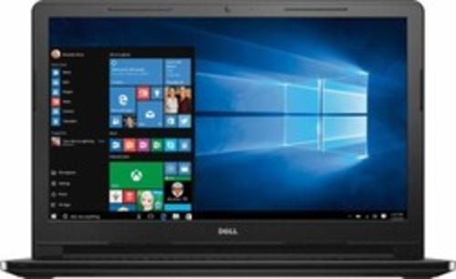 Dell Inspiron I3558-10045BLK Laptop PC - Intel Core i3-5015U 2.1 GHz Dual-Core Processor - 8 GB DDR3L SDRAM - 1 TB Hard Drive - 15.6-inch Display - Wi