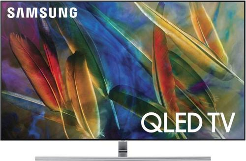 Samsung Q7F QN65Q7FAMF 65-inch 4K Ultra HD LED Smart TV - 3840 x 2160 - 240 Clear Motion Rate - 4K HDR Elite - Wi-Fi - HDMI