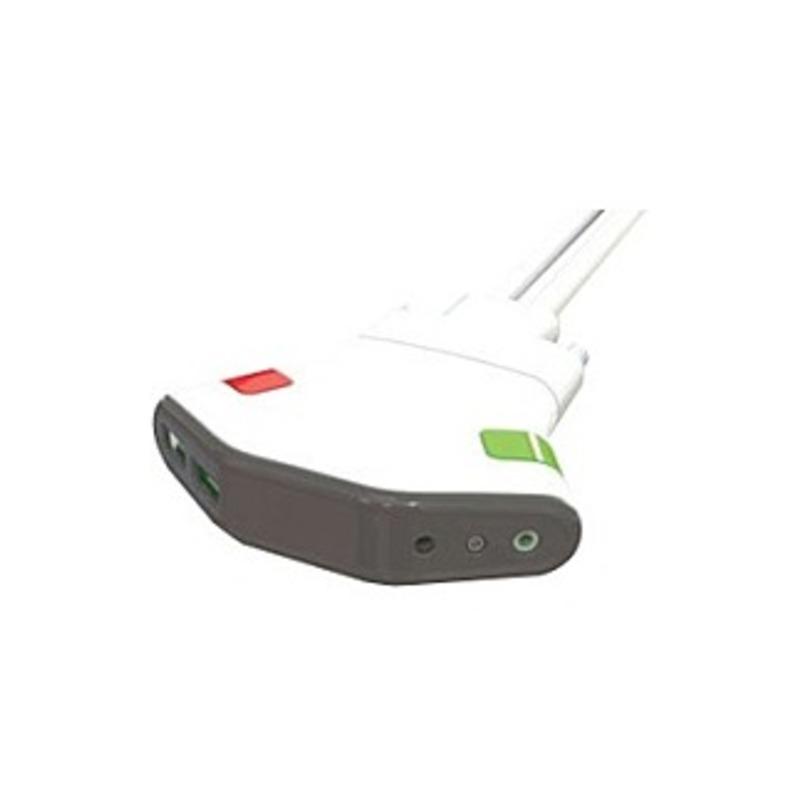 Linksys Secure 2-port Flip DVI-D KVM with Audio, PP 3.0 - 2 Computer(s) - 1 Local User(s)USBDVI