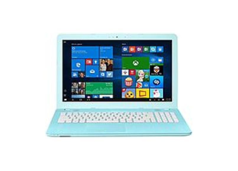 Asus 90NB0E85-M02630 Laptop PC - Intel Celeron N3450 1.1 GHz Quad-Core Processor - 8 GB DDR3L SDRAM - 1 TB Hard Drive - 15.6-inch Touchscreen Display