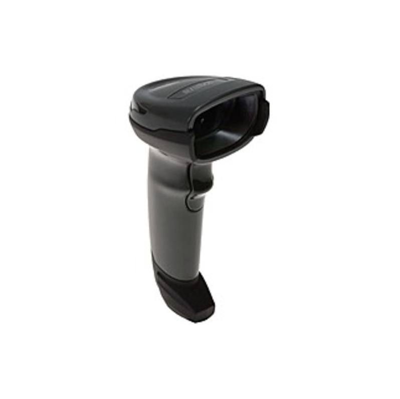 Zebra DS4308-SR Handheld Barcode Scanner - Cable Connectivity - 1D, 2D - Imager - Twilight Black