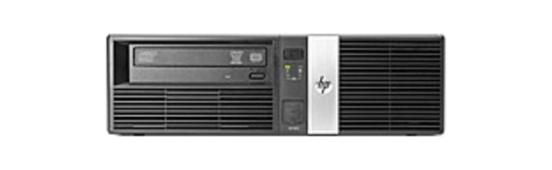 HP RP5 5810 X8E93US Point of Sale Terminal - Intel Core i7-4770s 3.1 GHz Quad-Core Processor - 8 GB DDR3 SDRAM - 500 GB Hard Drive - Windows 8 Profess