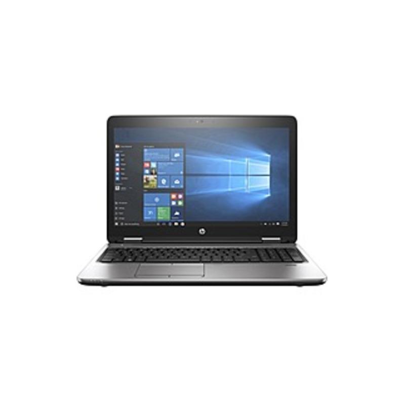 "HP ProBook 650 G3 15.6"" LCD Notebook - Intel Core i5 (7th Gen) i5-7200U Dual-core (2 Core) 2.50 GHz - 8 GB DDR4 SDRAM - 256 GB SSD - Windows 10 Pro 64"