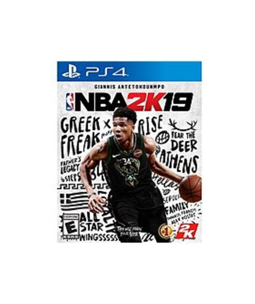 2K Games 710425570490 NBA 2K19 - PlayStation 4