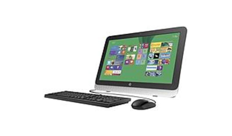 "HP 23-r000 23-r010 All-in-One Computer - Pentium G3260T - 4 GB RAM - 1 TB HDD - 23"" - Desktop - Windows 8.1 - Intel HD Graphics - DVD-Writer - Wireles"
