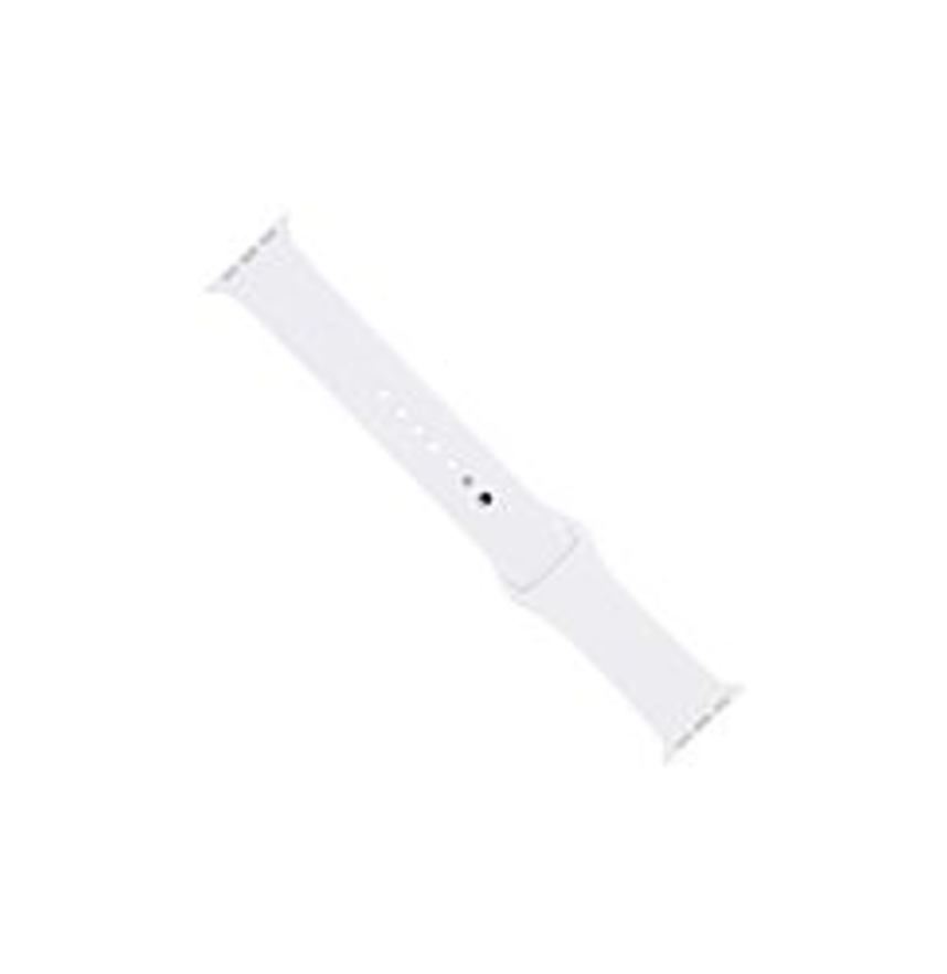 Apple Sport Band for Apple Watch 42mm White MJ4M2ZM/A