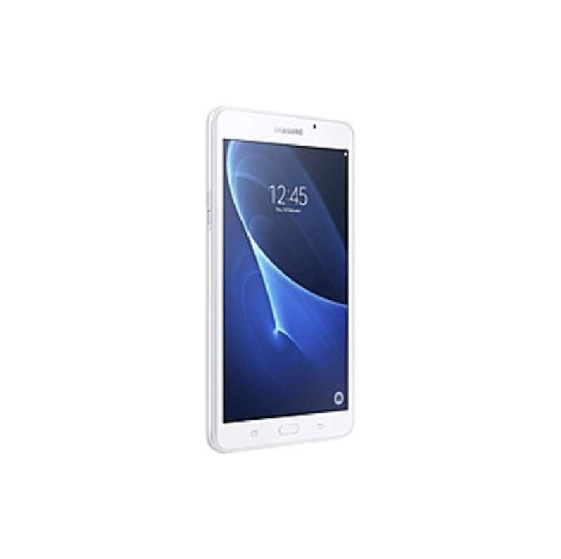 """Samsung Galaxy Tab A SM-T280 Tablet - 7"""" - 1.50 GB Quad-core (4 Core) 1.30 GHz - 8 GB - Android 5.1 Lollipop - 1280 x 800 - Plane to Line (PLS) Switch"""