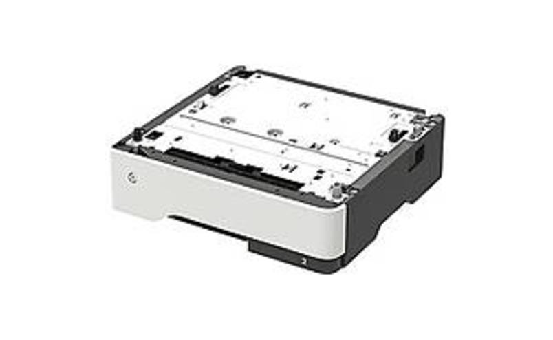 "Lexmark 550-Sheet Lockable Tray - 1 x 550 Sheet - Plain Paper, Paper Label, Card Stock, Label Guide - A4 8.30"" x 11.70"", A5 5.80"" x 8.30"", Executive 1"