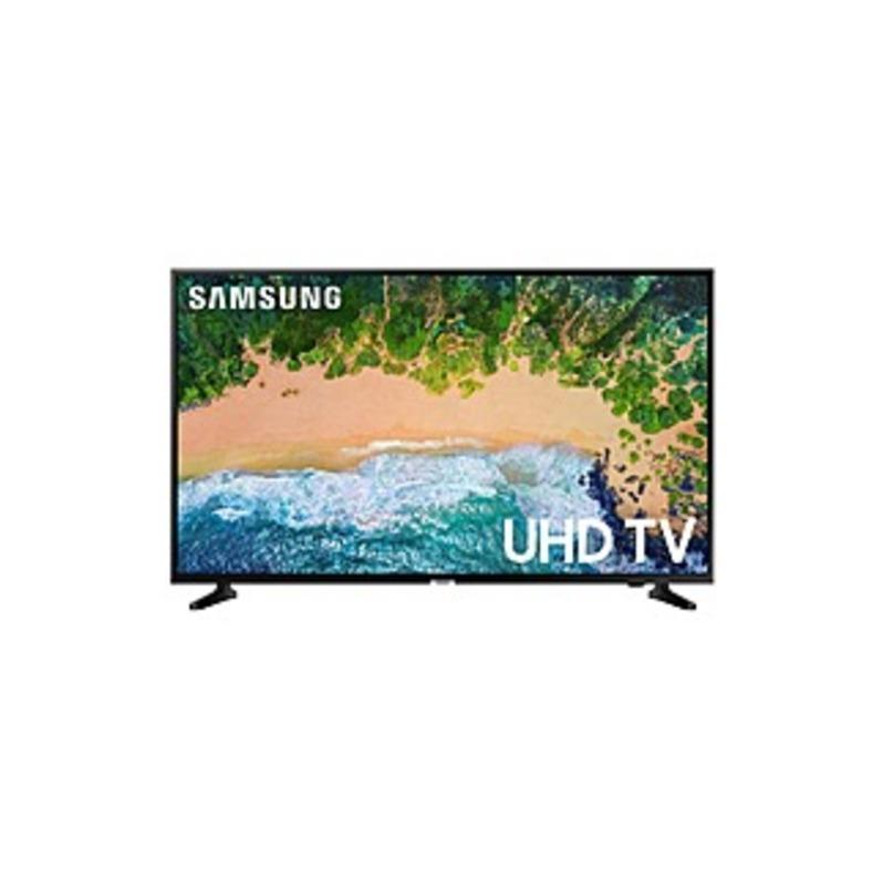 Samsung UN50NU6900B 50-inch 4K Ultra HD LED Smart TV - 3840 x 2160 - 120 Motion Rate - Quad-Core Processor - Wi-Fi - HDMI