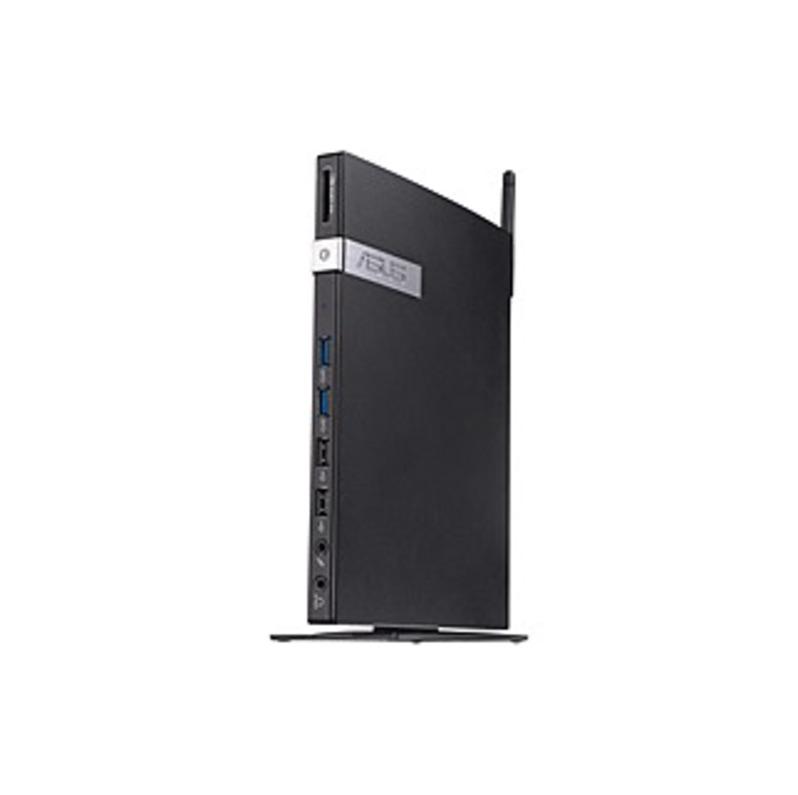 Asus Eee Box E410-B0725 Desktop Computer - Intel Celeron N3150 1.60 GHz Quad-Core Processor - 2 GB DDR3L SDRAM - 32 GB Solid State Drive - Windows 10