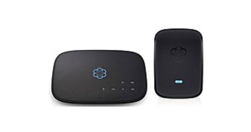 Ooma 811008020132 Telo+Linx Network Extender - Black