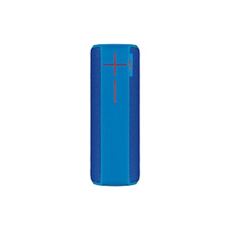 Ultimate Ears BOOM 2 Speaker System - Wireless Speaker(s) - Portable - Battery Rechargeable - BrainFreeze - 90 Hz - 20 kHz - 360? Circle Sound - Bluet