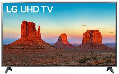 LG Electronics 75UK6190PUB 75-inch 4K HDR IPS LED WebOS Smart TV - 3840 x 2160 - 60 Hz