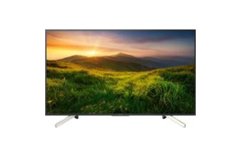 Sony KD55X750F 55-inch 4K Ultra HD Smart LED TV - 3840 x 2160 - 60 Hz - Motionflow XR 240 - 4 x HDMI, 3 x USB - Black