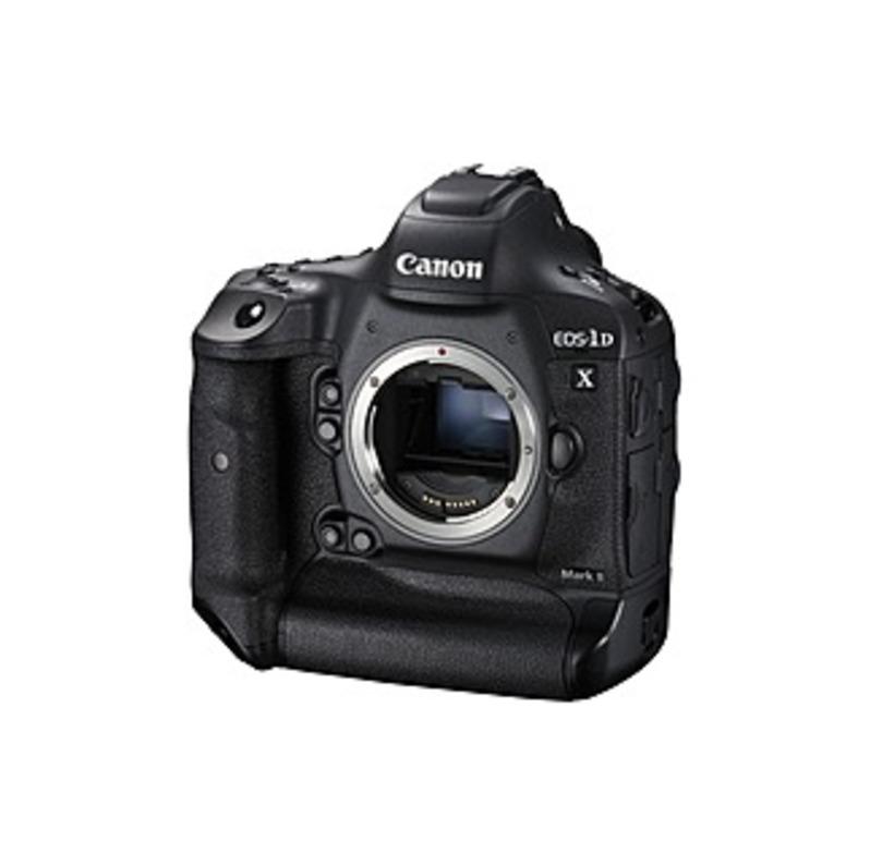 "Canon EOS 1D X Mark II 20.2 Megapixel Digital SLR Camera Body Only - 3.2"" Touchscreen LCD - 16:9 - TTL - 5472 x 3648 Image - 1920 x 1080 Video - HDMI"
