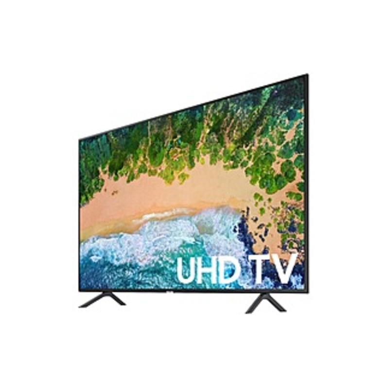 Samsung 7100 UN58NU7100 58-inch 4K Ultra LED Smart TV - 3840 x 2160 - Motion Rate 120 - Dolby Digital Plus, Dolby Digital - Wi-Fi - HDMI