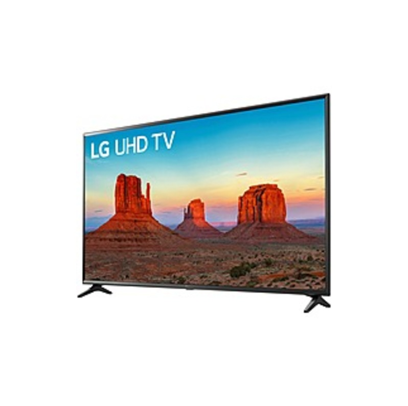 LG 65UK6090PUA 65-inch 4K HDR LED Smart TV - 3840 x 2160 - TruMotion 120 - webOS - Wi-Fi - HDMI