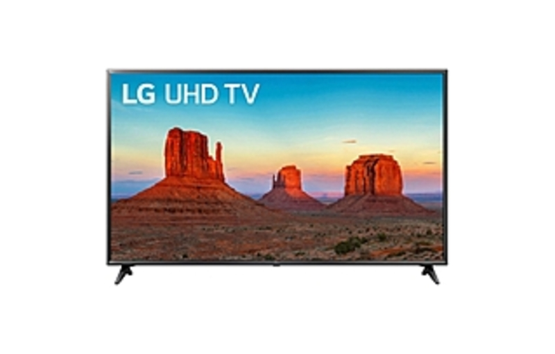 LG 43UK6090PUA 43-inch 4K Ultra LED Smart TV - 3840 x 2160 - TruMotion 120 - webOS - Wi-Fi - HDMI