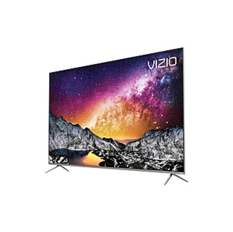 "VIZIO P P75-F1 74.5"" Smart LED-LCD TV - 4K UHDTV - Black - ATSC - 178° / 178° - 3840 x 2160 - 20 W RMS - Smart TV - 5 x HDMI - USB - Ethernet"