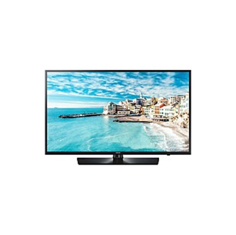 "Samsung 690 HG75NF690UF 75"" Smart LED-LCD Hospitality TV - 4K UHDTV - Black - LED Backlight - Dolby Digital Plus"