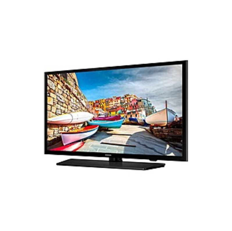 "Samsung 477 HG40NE477SF 40"" LED-LCD Hospitality TV - LED Backlight - Dolby Digital Plus, DTS 2.0 Digital out"