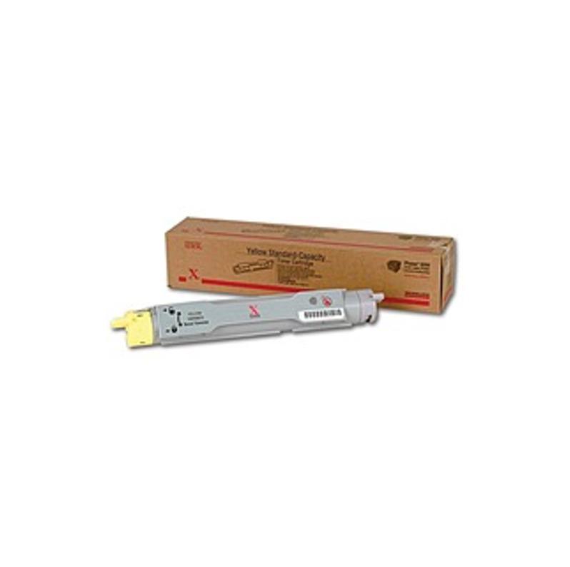 Xerox Original Toner Cartridge - Laser - 4000 Pages - Yellow - 1 Each