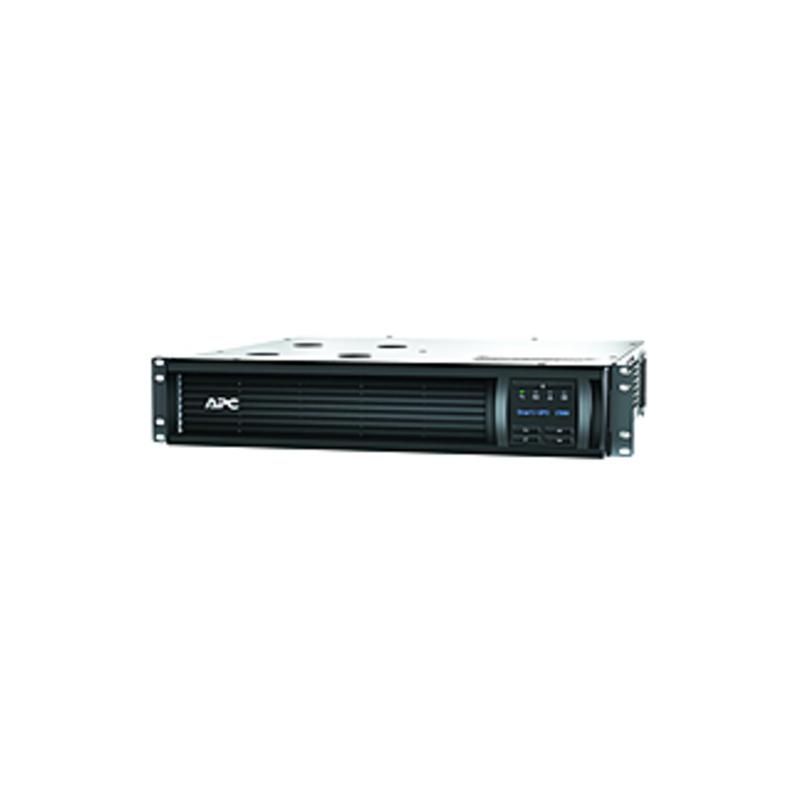 APC by Schneider Electric Smart-UPS 1500 LCD RM 2U 100V - 2U - 4 Hour Recharge - 110 V AC Input - 100 V AC Output - 6 x NEMA 5-15R