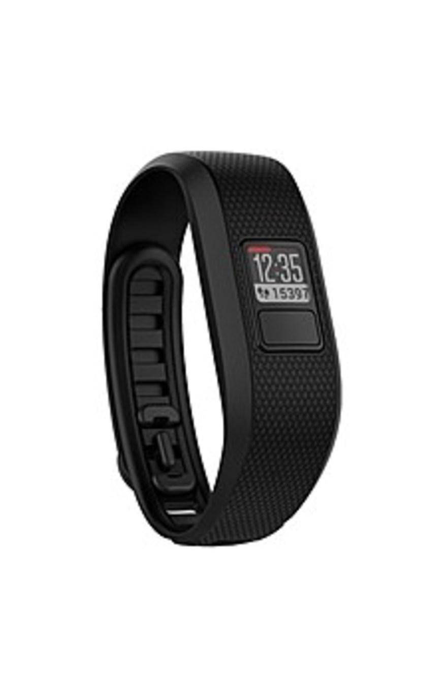 Garmin vivofit 3 Activity Tracker (Regular) Black 010-01608-00