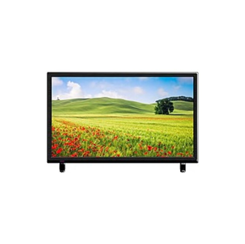 "Polaroid 24GSR3000SA 24"" LED-LCD TV - Black - LED Backlight"