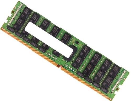 SAMSUNG M386A8K40BM2-CTD6Q 64 GB DDR4-2666 Memory Module - 288-Pin LRDIMM - ECC - CL19 - 1.2 V