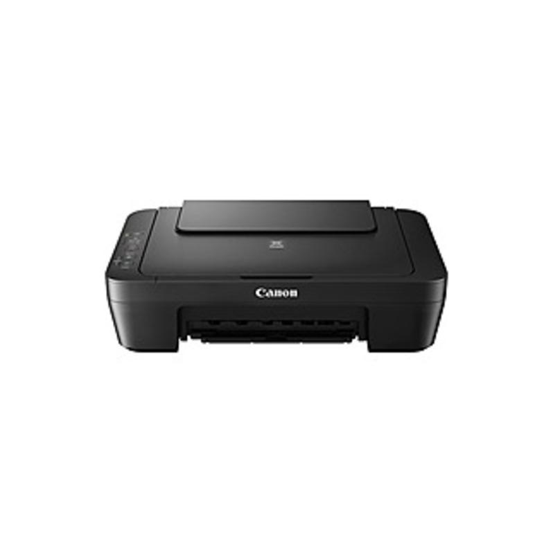 Canon PIXMA MG MG2525 Inkjet Multifunction Printer - Color - Copier/Printer/Scanner - 4800 x 600 dpi Print - 600 dpi Optical Scan - 60 sheets Input