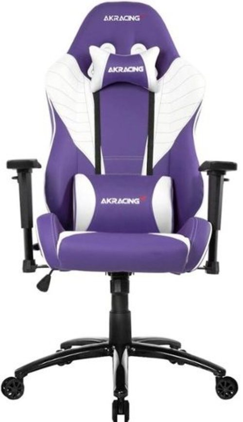 AKRACING Core Series AK-SX-LAVENDER SX T-Shaped Swivel Gaming Chair - Lavender