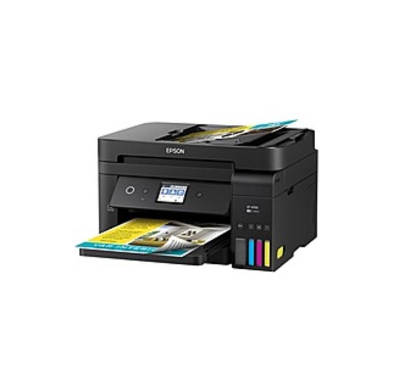 Epson WorkForce EcoTank ET-4750 Wireless All-in-One Printer ET 4750