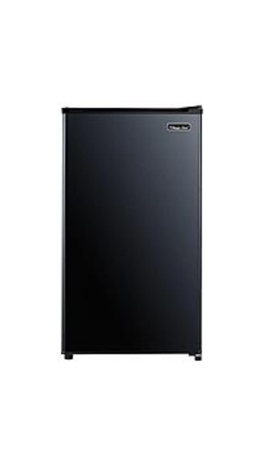Magic Chef 3.2 Cu. Ft. Compact Refrigerator Black MCAR320B2