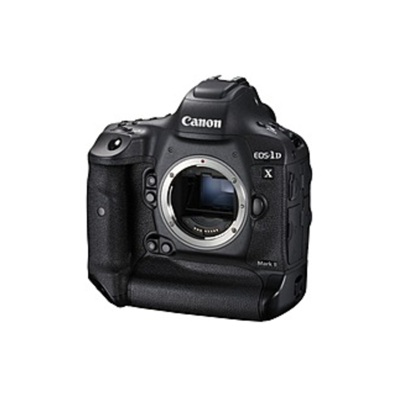 "Canon_EOS_1D_X_Mark_II_20.2_Megapixel_Digital_SLR_Camera_Body_Only_-_3.2""_Touchscreen_LCD_-_5472_x_3648_Image_-_1920_x_1080_Video_-_HD_Movie_Mode_-_GP"