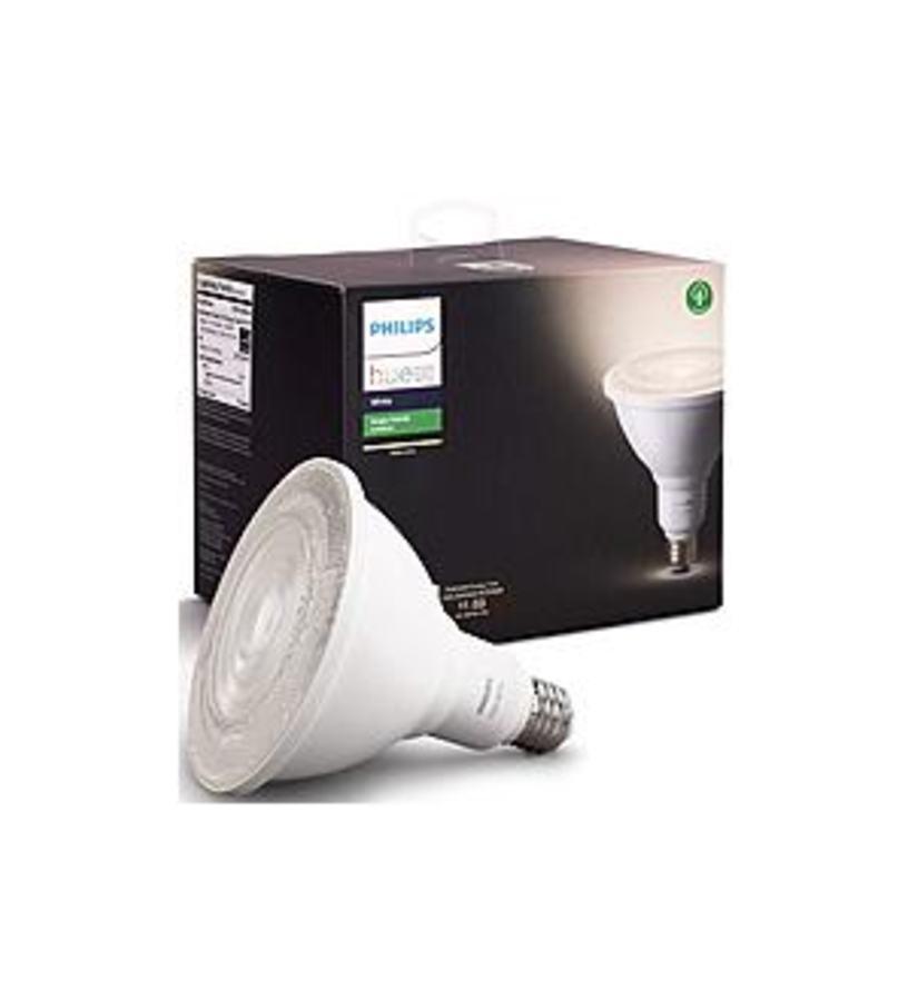 Philips Hue White PAR-38 Smart LED Bulb White 476812