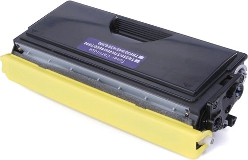 Compatible Brother TN570-R High Yield Laser Toner Cartridge for HL-5140 Printer - 6700 Pages Yield at 5% Coverage - Black