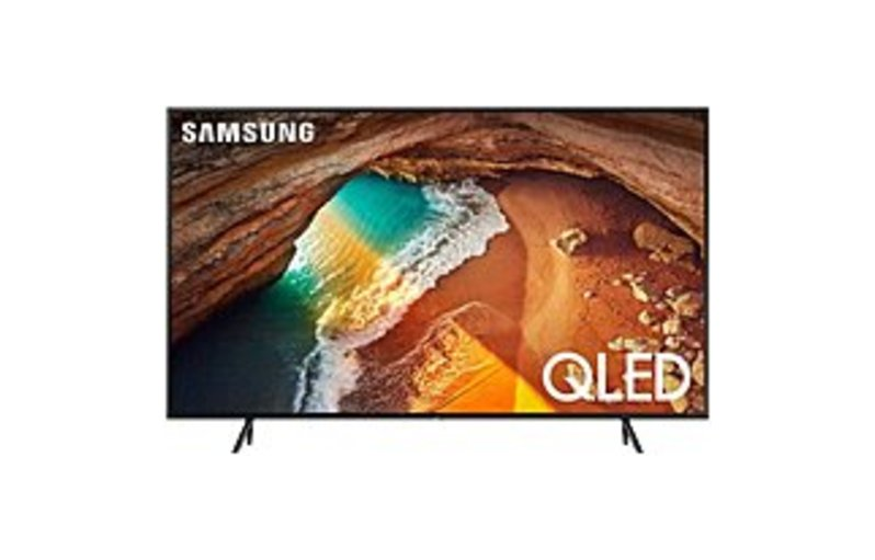 SAMSUNG Q60 Series QN55Q60RAF 55-inch Class 4K UHD HDR Smart QLED TV - 3840x2160 - 120 Hz - Black
