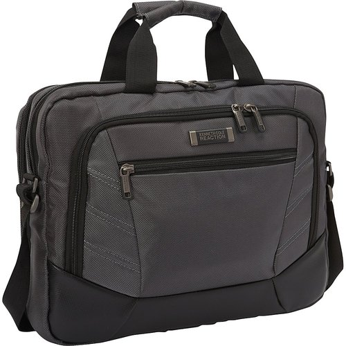 Kenneth_Cole_023572491021_Reaction_Top_Zip_Briefcase_for_15.6-inch_Laptop_-_Charcoal