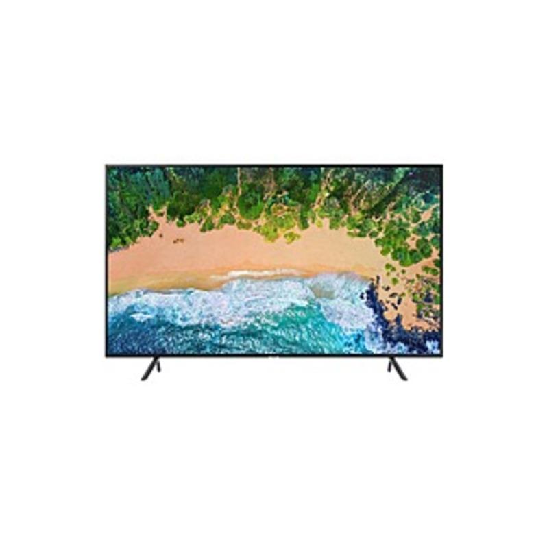 Samsung 7100 UN65NU7100F 65-inch 4K Ultra HD LED Smart TV - 3840 x 2160 - Clear Motion Rate 120 - Dolby Digital Plus, Dolby Digital - Wi-Fi - HDMI