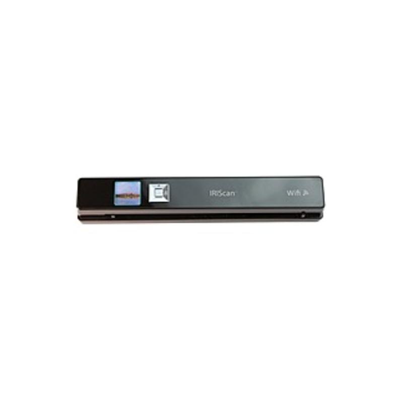 IRIS IRIScan Anywhere 3 Wi-Fi Portable Scanner Black 458129