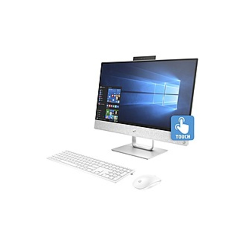 "HP Pavilion 24-x000 24-x030 All-in-One Computer - Core i7 i7-7700T - 8 GB RAM - 1 TB HDD - 23.8"" 1920 x 1080 Touchscreen Display - Desktop - Windows 1"