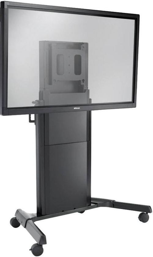 http://www.techforless.com - Chief XPD1U XL Electric Height Adjust Cart – For 50-80 inches – 310 lbs – Cable Management 1379.49 USD