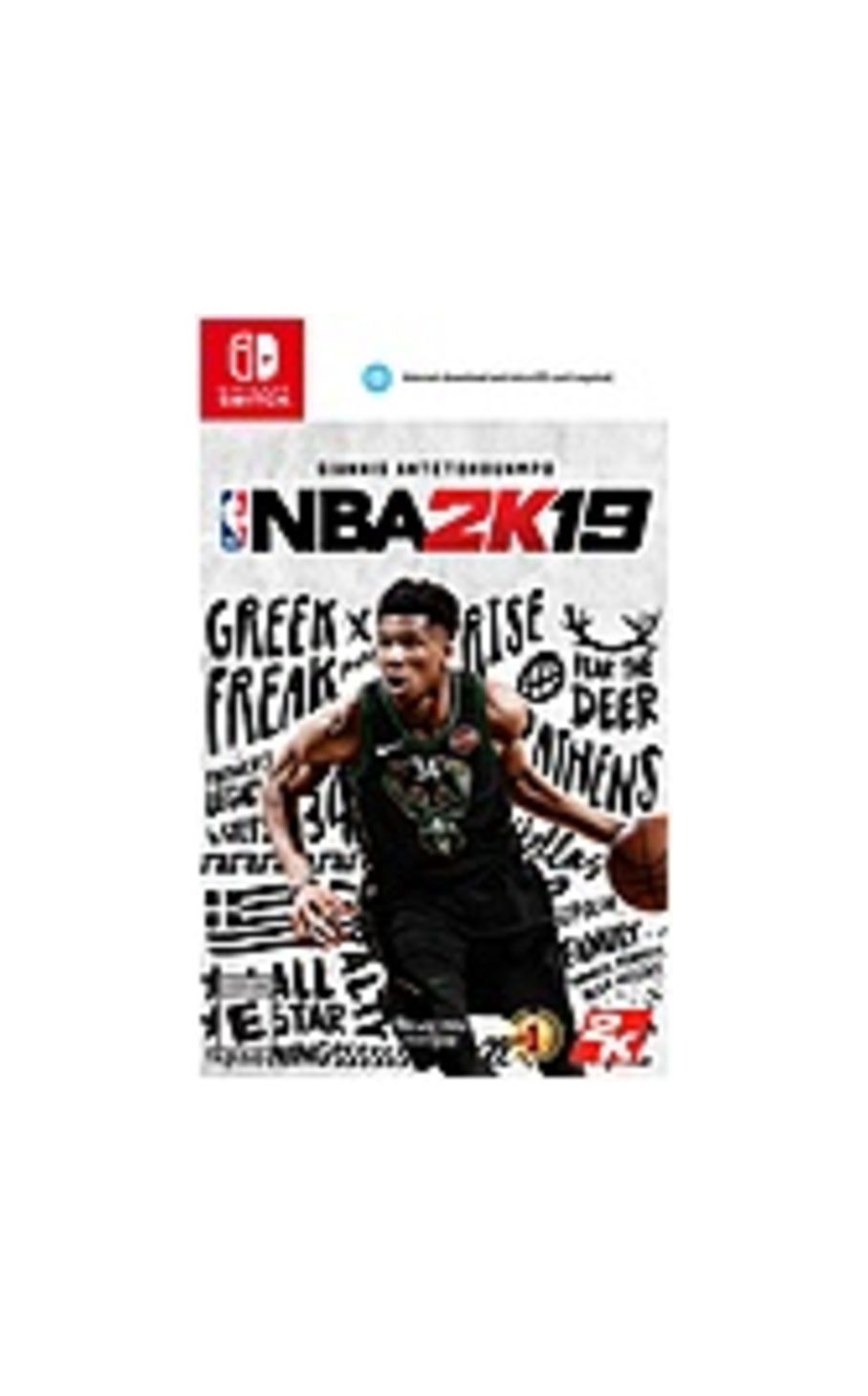 2K NBA 2K19 - Sports Game - Nintendo Switch