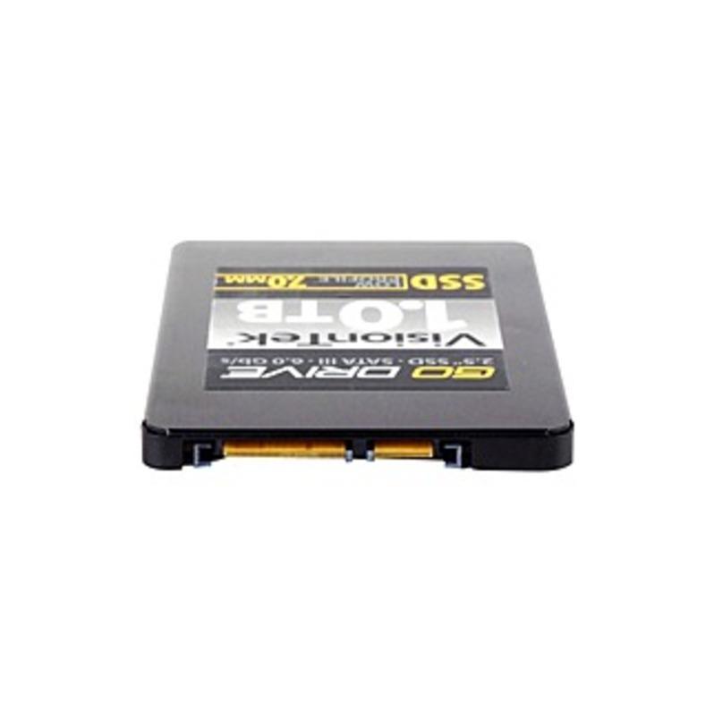 VisionTek GoDrive Series 1TB Internal SATA Solid State Drive for Laptops 900781