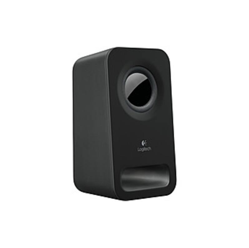 Logitech z150 2.0 Multimedia Speakers (2-Piece) Black 980-000802