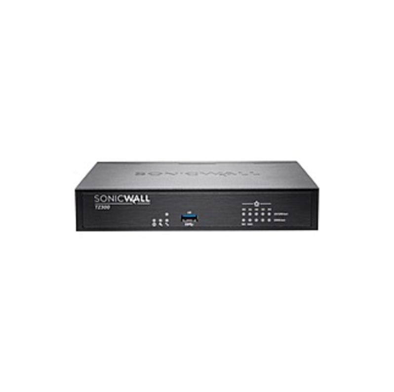SonicWall_TZ300_Network_SecurityFirewall_Appliance__5_Port__101001000BaseT__Gigabit_Ethernet__AES_128bit_AES_256bit_DES_MD5_AES_192