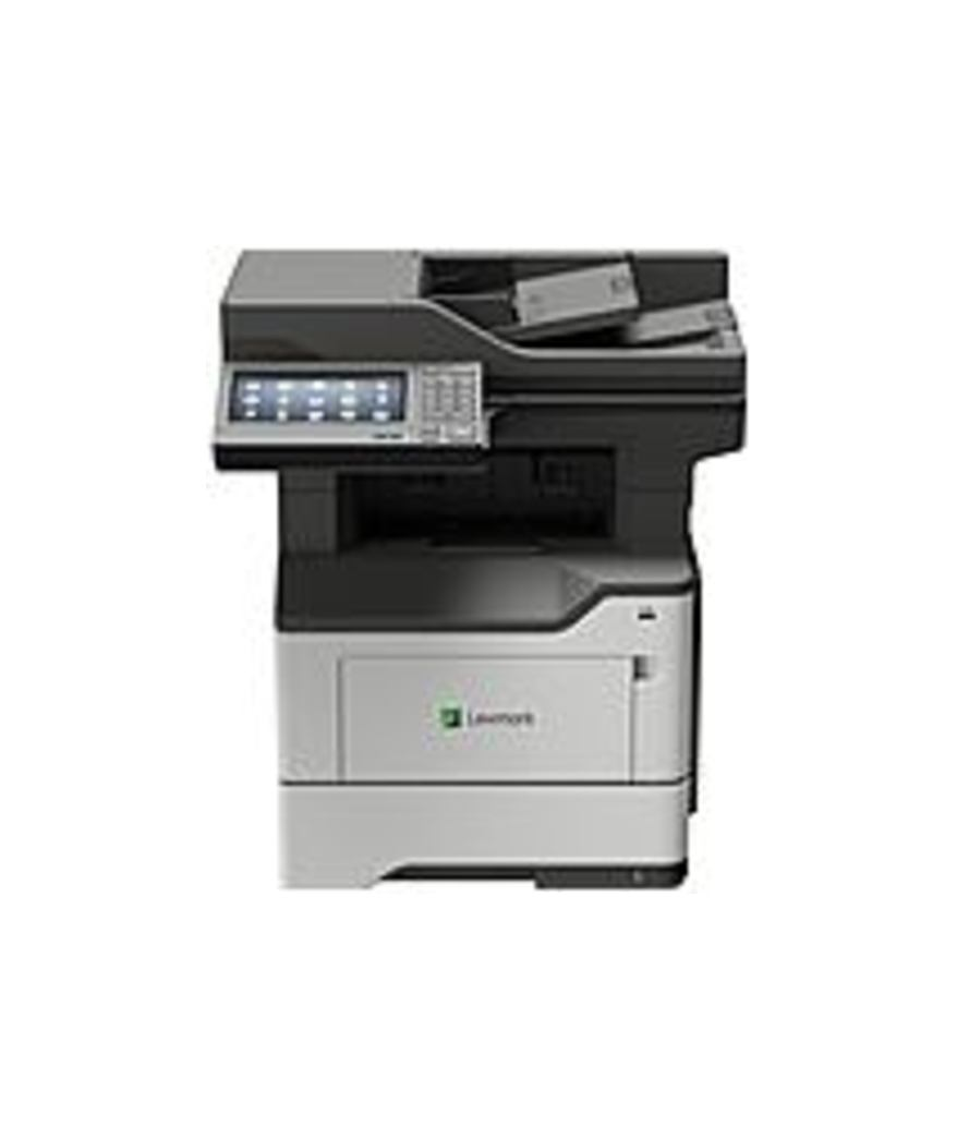 Lexmark MX620 MX622ade Laser Multifunction Printer - Monochrome - Plain Paper Print - Desktop - Copier/Fax/Printer/Scanner - 50 ppm Mono Print - 1200 (36S0900_C3 36S0900) photo