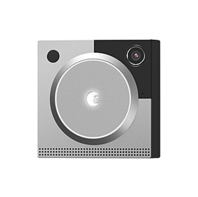 August Doorbell Cam Pro Silver AUG-AB02-M02-S02