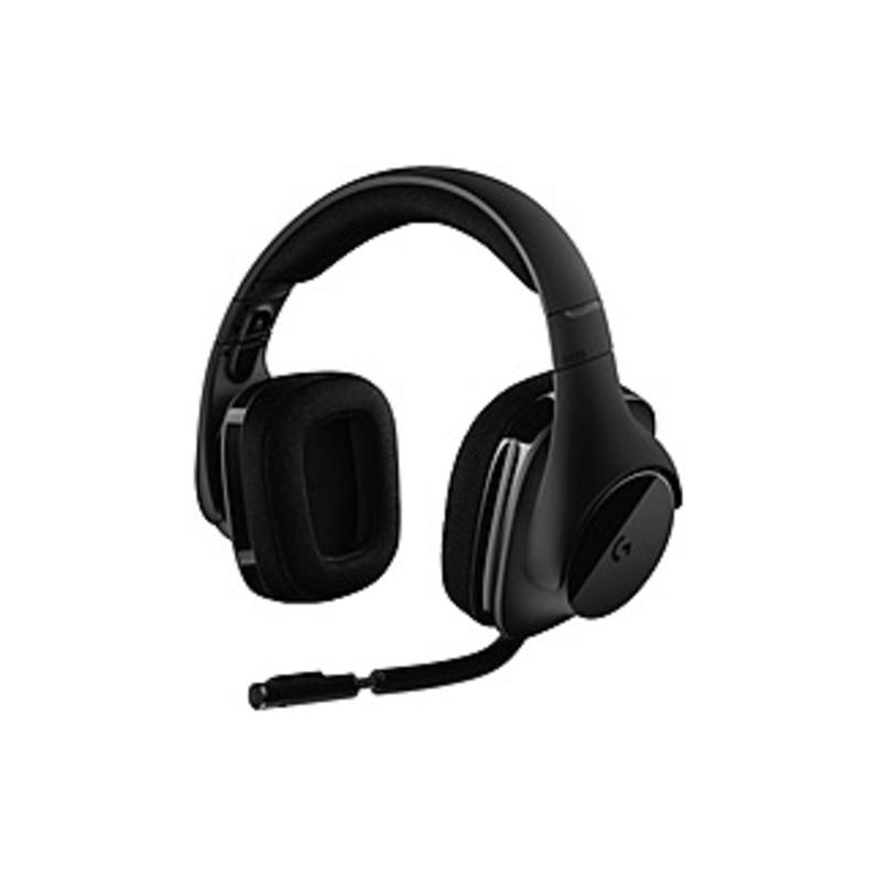 Logitech G533 ELITE Wireless Over-the-Ear Headphones Black 981-000632